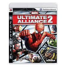 Jogo PS3 Marvel: Ultimate Alliance 2 - Activision
