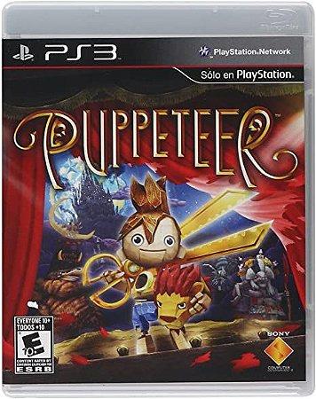 Usado Jogo PS3 Puppeteer - Sony