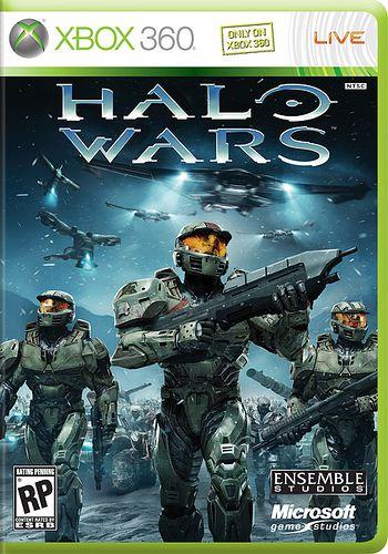 Jogo Xbox 360 Halo Wars - Microsoft