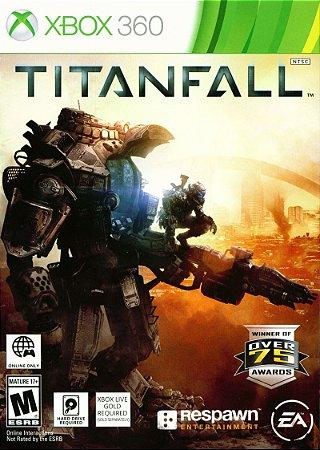 Jogo Xbox 360 Titanfall - EA Games