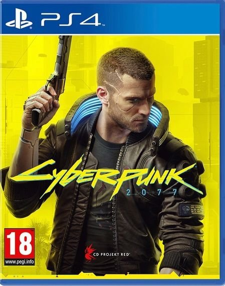 Jogo PS4 Cyberpunk 2077 - CD Projekt Red