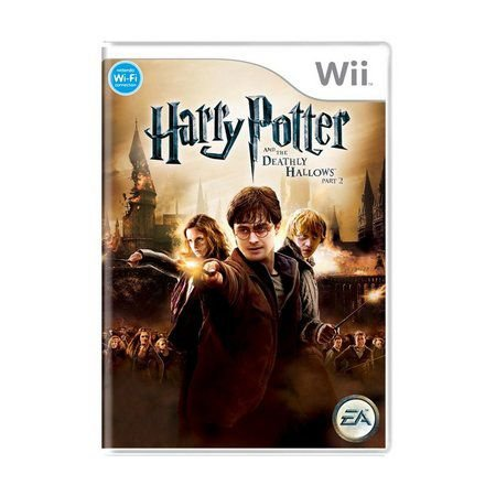 Usado Jogo Wii Harry Potter E as Reliquias da Morte Parte 2 - Warner Bros Games