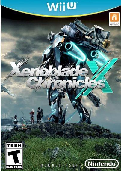 Usado Jogo Nintendo Wii U Xenoblade Chronicles X - Nintendo