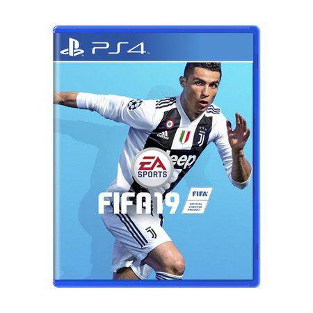 Usado Jogo PS4 FIFA 19 - EA Sports