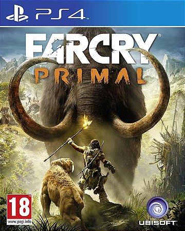 Usado Jogo PS4 Far Cry Primal - Ubisoft