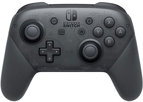 Controle Pro Switch Preto - Nintendo