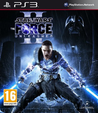 Usado Jogo PS3 Star Wars The Force Unleashed 2 - LucasArts