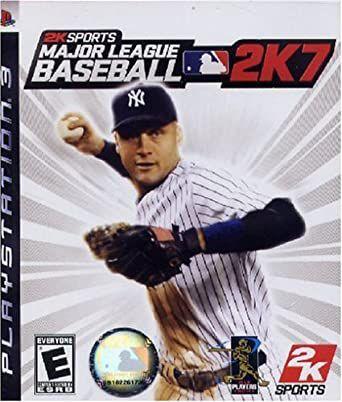 Jogo PS3 Major League Baseball 2K7 - 2K Sports
