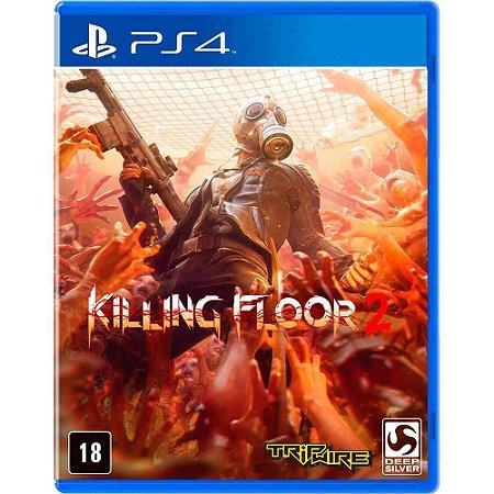 Jogo PS4 Killing Floor 2 - Deep Silver