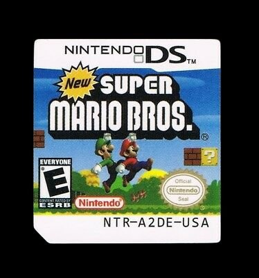 Usado Jogo Nintendo DS New Super Mario Bros. | Sem Caixa - Nintendo