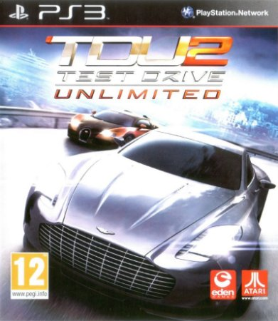 Usado Jogo PS3 Test Drive Unlimited 2 - Atari