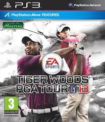 Usado Jogo PS3 Tiger Woods PGA Tour 13 - EA Sports