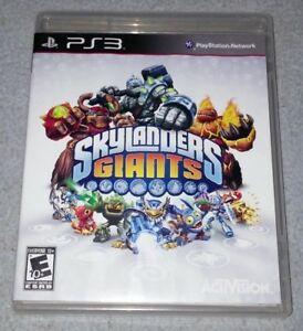 Usado Jogo PS3 Skylanders Giants com Portal e Boneco Tree Rex - Activision