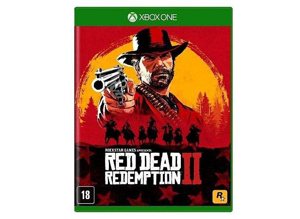 Usado Jogo Xbox One Red Dead Redemption 2 - Rockstar