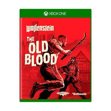 Jogo Xbox One Wolfenstein The Old Blood - Bethesda