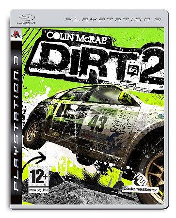 Usado Jogo PS3 DiRT 2 - Codemasters