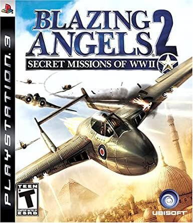 Usado Jogo PS3 Blazing Angels 2 Secret Missions of WWII - Ubisoft