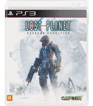 Jogo PS3 Lost Planet: Extreme Condition - Capcom