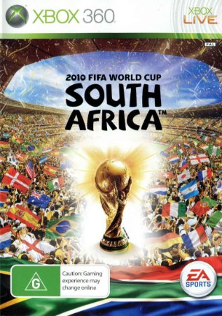 Jogo Xbox 360  2010 FIFA World Cup South Africa - EA Sports
