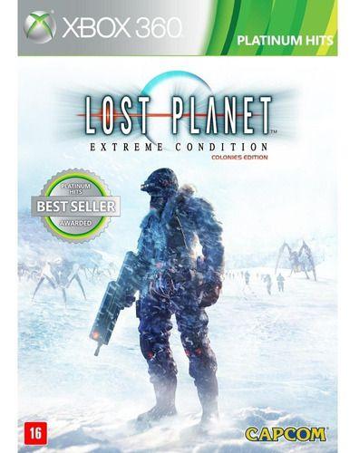 Usado Jogo Xbox 360 Lost Planet Extreme Condition Colonies Edition - Capcom