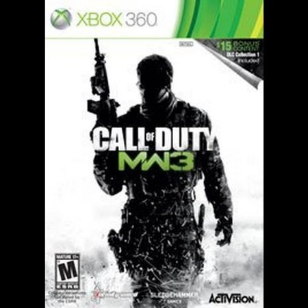 Usado Jogo Xbox 360 Call of Duty Modern Warfare 3 - Activision
