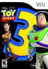 Jogo Nintendo Wii Disney Toy Story 3 - Disney