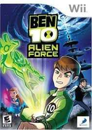 Usado Jogo Nintendo Wii Ben 10 Alien Force - D3 Publisher