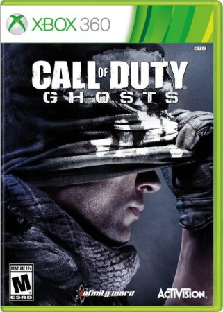 Jogo Xbox 360 Call of Duty Ghost - Activision