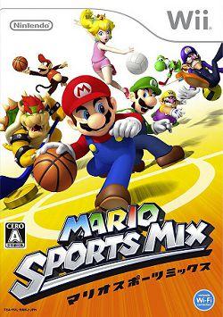 Usado Jogo Nintendo Wii Mario Sports Mix Japonês - Nintendo
