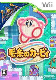 Jogo Kirby's Epic Yarn Nintendo Wii Japonês - Nintendo