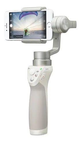Estabilizador para Câmera Gimbal com Tripé - para Smartphones DJI Osmo Mobile 1°Modelo - Osmo