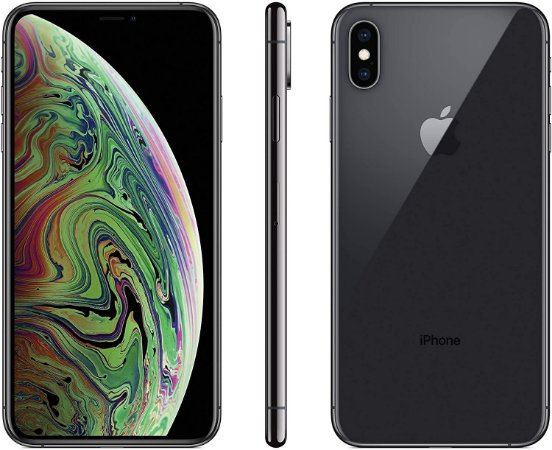 IPhone Xs Max Space Gray 256GB - Apple