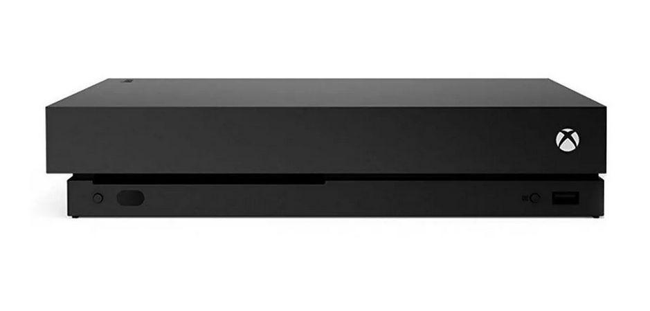 Console Xbox One X 4K 1TB Com Controle Rato Borrachudo - Microsoft
