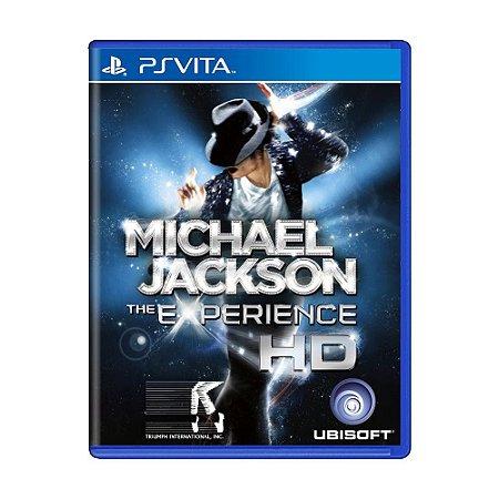 Jogo PS Vita Michael Jackson: The Experience HD - Ubisoft