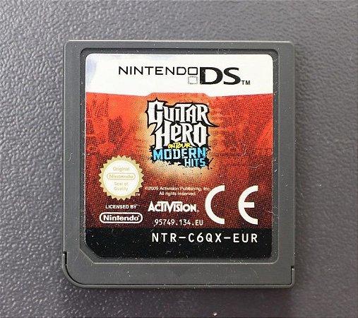 Usado Jogo Nintendo DS Guitar Hero on Tour Modern Hits | Somente o Jogo - Activision