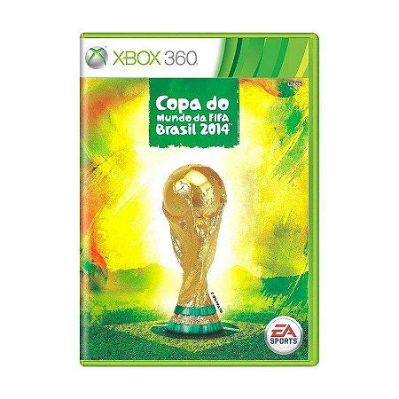 Jogo Xbox 360 Copa do Mundo da Fifa Brasil 2014 - EA Sports