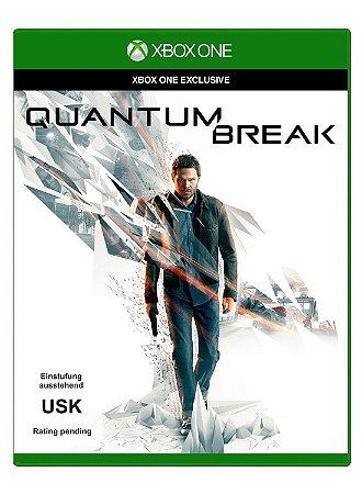 Usado Jogo Xbox One Quantum Break - Microsoft