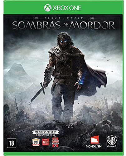 Usado Jogo Xbox One Sombras de Mordor: Terra Media - Warner Bros Games