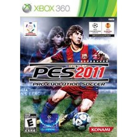 Jogo Xbox 360 Pro Evolution Soccer 2011 PES 2011 - Konami