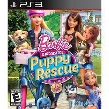Usado Jogo PS3 Barbie & Her Sisters Puppy Rescue - LitteOrbit