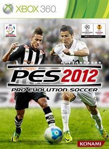 Usado Jogo Xbox 360 Pro Evolution Soccer 2012 PES 2012 - Konami