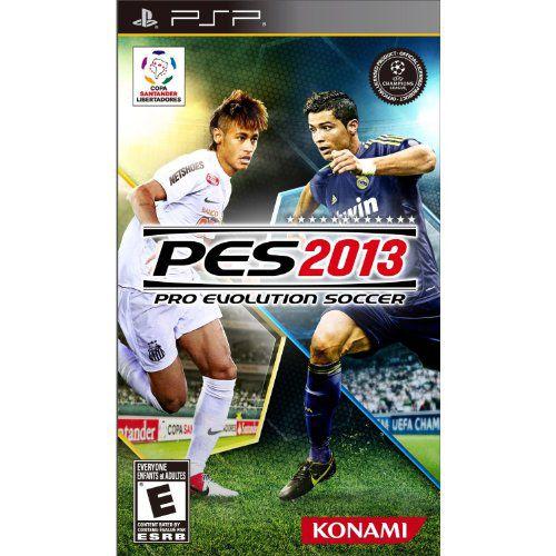 Jogo PSP Pro Evolution Soccer PES 2013 Oficial - Konami