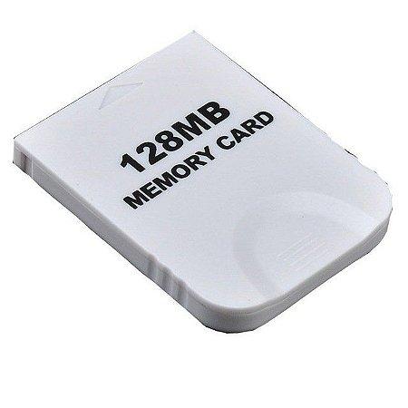 Memory Card Gamecube / Wii de 128mb - Importado