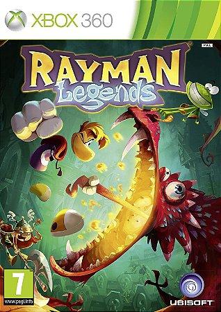Usado Jogo Xbox 360 Rayman Legends - Ubisoft
