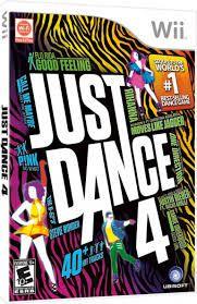 Usado Jogo Nintendo Wii Just Dance 4 - Ubisoft