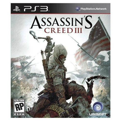Usado Jogo PS3 Assassin's Creed III - Ubisoft