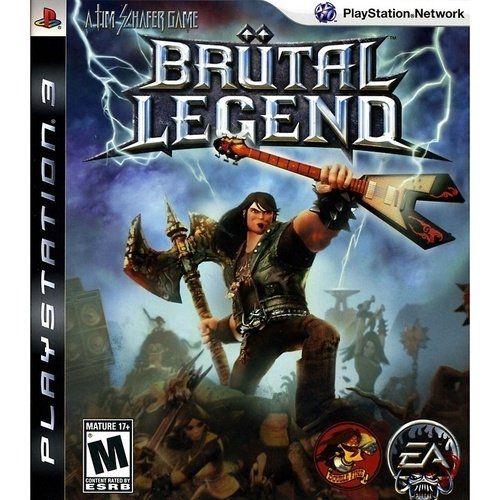 Usado Jogo PS3 Brutal Legend - Eletronic Arts