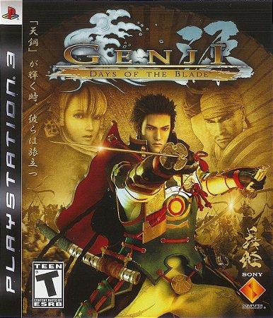 Usado Jogo PS3 Genji : Days of the Blade - Sony