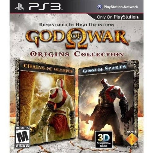 Usado Jogo PS3 God of War Origins Collection - Sony