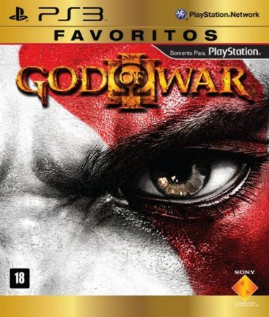 Jogo PS3 God of War III  - Sony